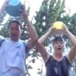 Evelyn and Mark ALS Challenge 2014