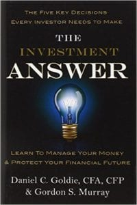 Books - The Investment Answer