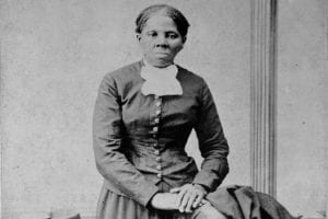 Harriet Tubman, an abolitionist who helped rescue slaves, in the late 1800s. Credit H. B. Lindsley, via Library of Congress