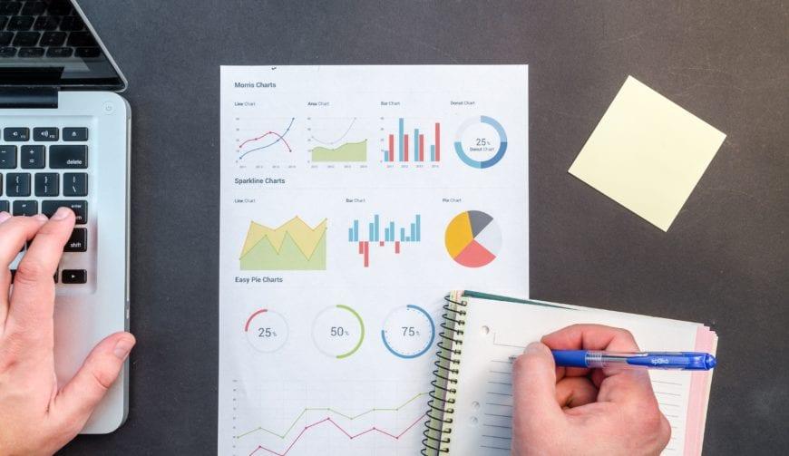charts data desk